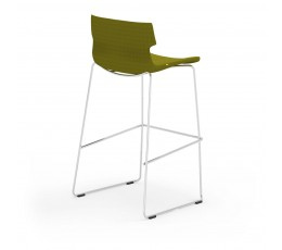 Tikal Bar Stool Upholstered